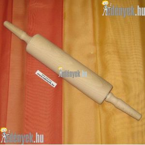 Forgónyeles sodrófa, nyújtófa 45 cm
