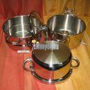 Szörpfőző edény 6 literes