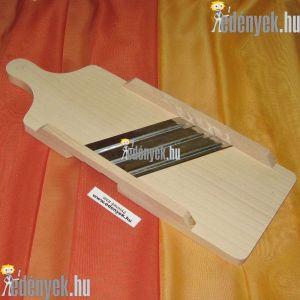 Nyeles káposztagyalu három késes 43 cm