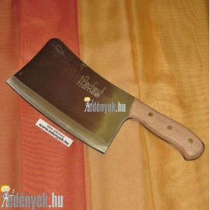Kovácsoltvas hentesbárd 32 cm