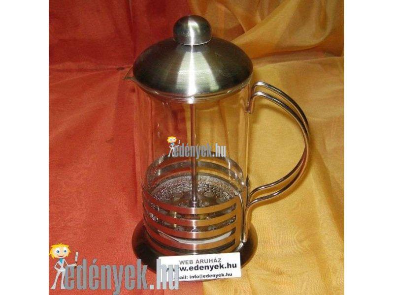 Tejhabosító és kávékészítő 600 ml-es