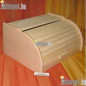 Faredőnyös kenyértartó 38x29 cm