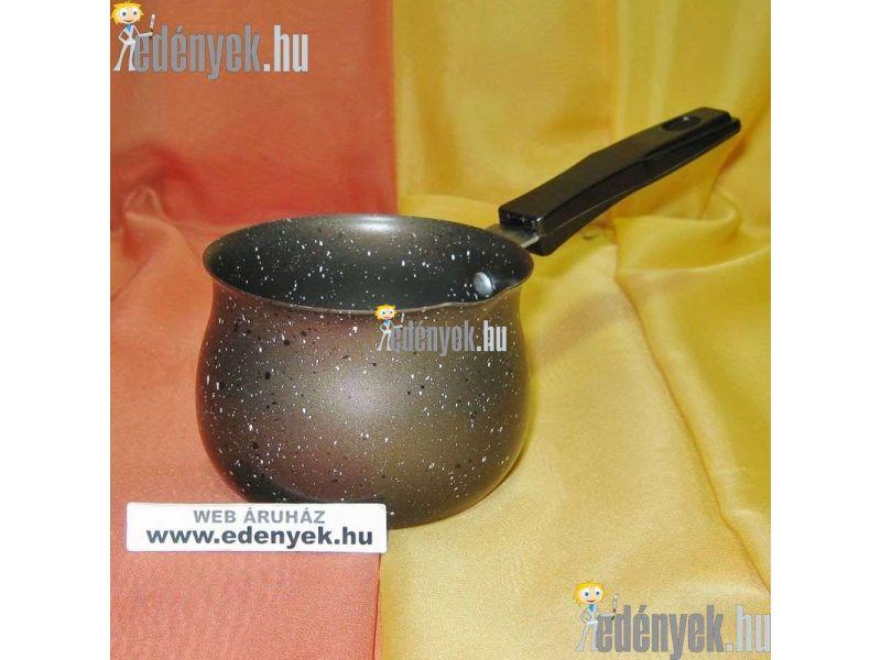 Fém kávékiöntő gránitbevonattal 380 ml-es