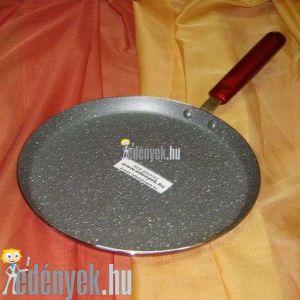 Indukciós palacsintasütő gránit bevonatos 25 cm