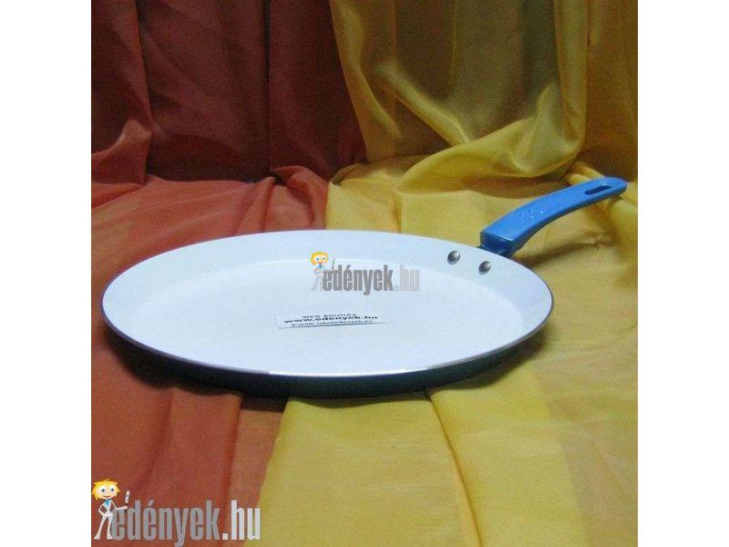 Indukciós palacsintasütő kerámia bevonattal 28 cm/K