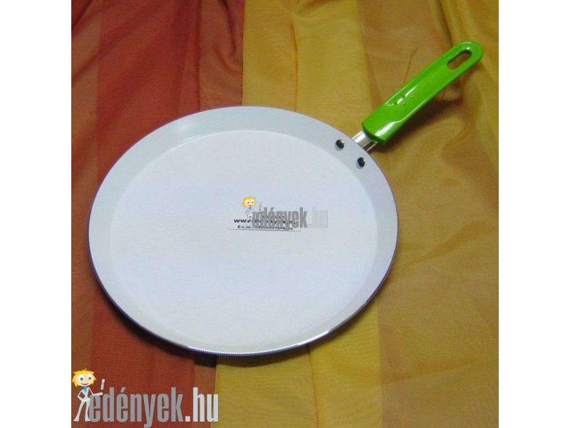 Indukciós palacsintasütő kerámia bevonattal 28 cm/Z