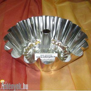 Kuglóf sütőforma vékony kürtős