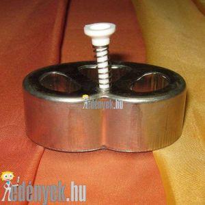 Pereckiszúró rugós fém