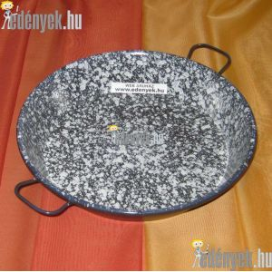Zománcozott szeletsütő 24 cm