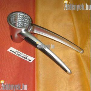 Rozsdamentes kúpos kézi diótörő