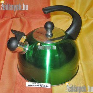 Rozsdamentes teafőző 2,50 literes