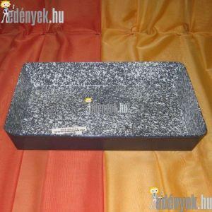 Zománcozott sütőtepsi 35x24 cm