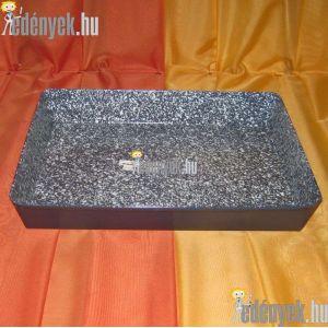 Zománcozott sütőtepsi 39x31 cm